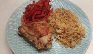 OnePot-Hähnchen mit Reis24