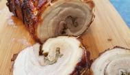 Schweinebauch-Rollbraten 7