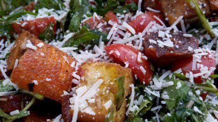 Brotsalat italienisch