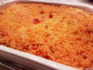 Reisauflauf (vegetarisch)