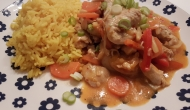 Rotes Thai Curry 6